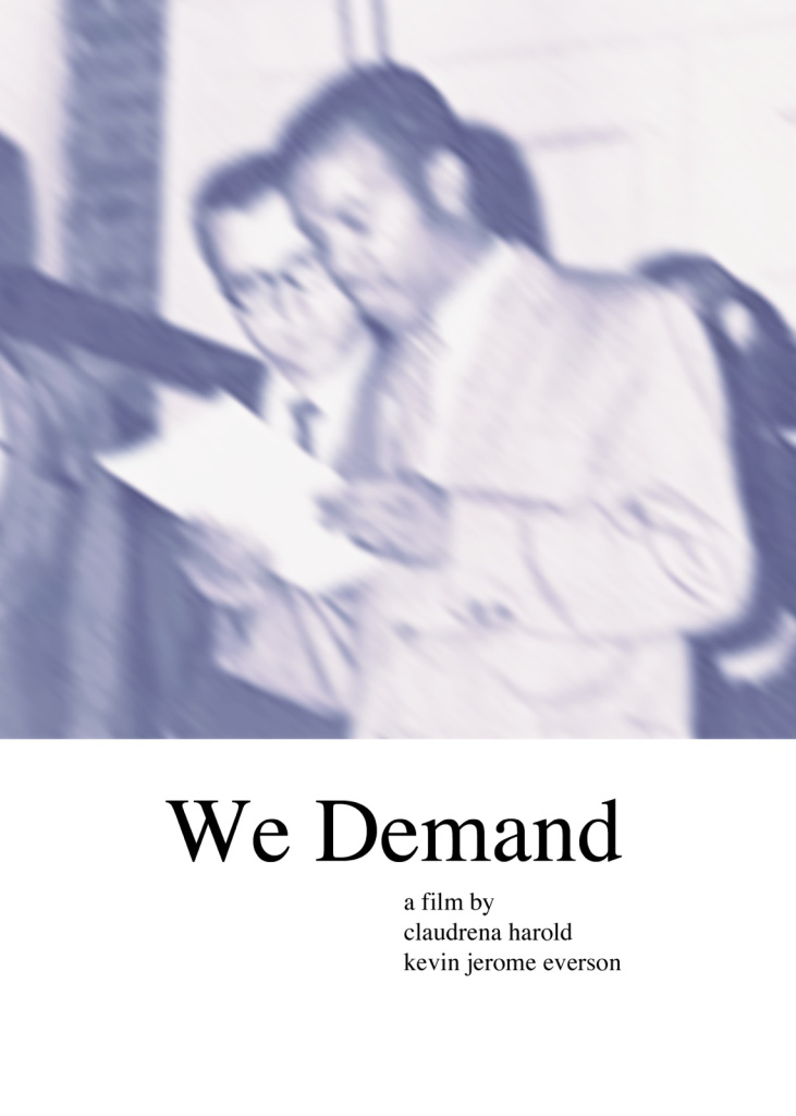We Demand