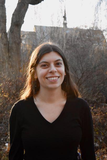 photo of Isabel Bielat in 2019