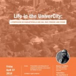 Life in the UniverCity Symposium